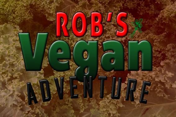 rob vegan title