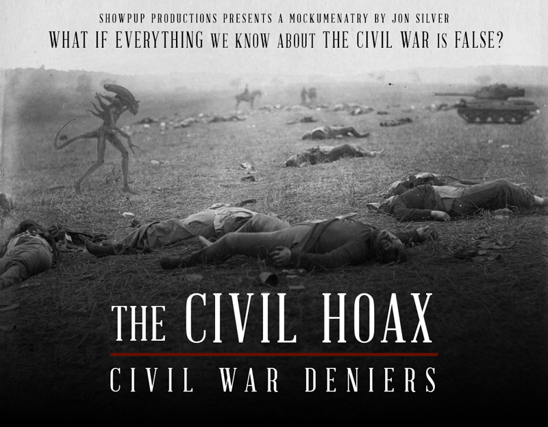 """The Civil Hoax: Civil War Deniers"" Now Available Online"